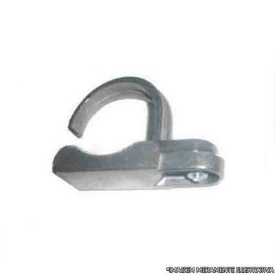 Abraçadeira de alumínio para eletroduto